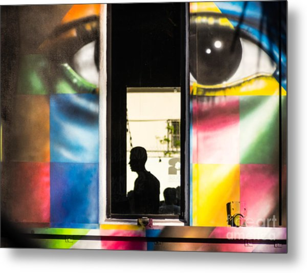 Mind's Eye Metal Print