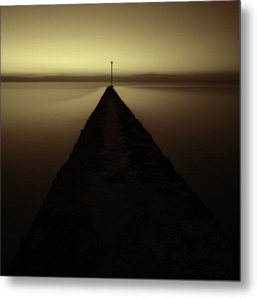 Minnis Bay Tranquility Metal Print