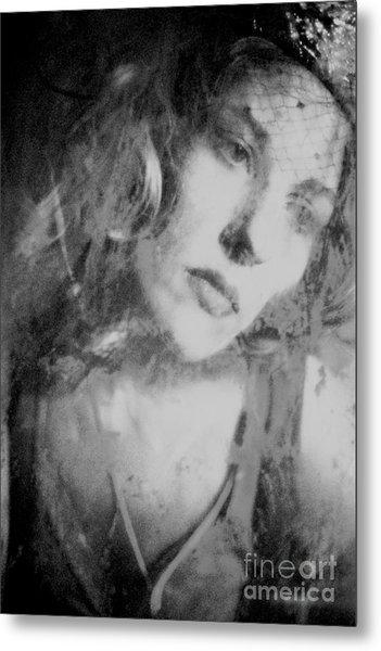 Mirror Mirror... Metal Print by Sharon Kalstek-Coty