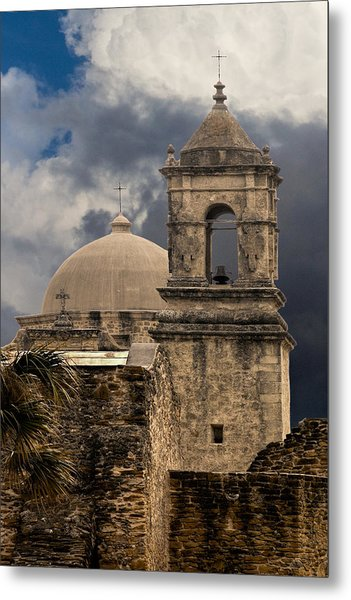 Mission San Jose II Metal Print