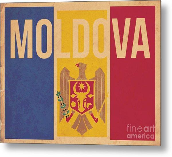 Moldova Metal Print by Megan