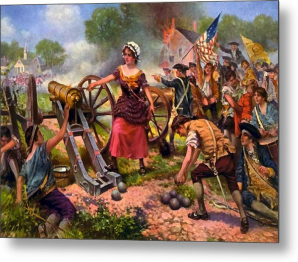 molly pitcher metal prints and molly pitcher metal art fine art