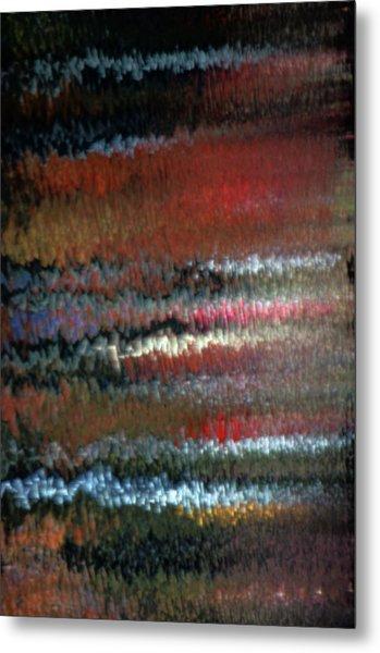 Mon Hommage A Rothko Metal Print