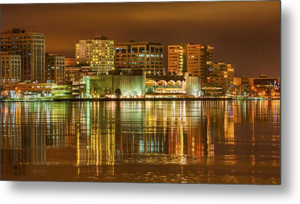 Monona Terrace Madison Wisconsin Metal Print