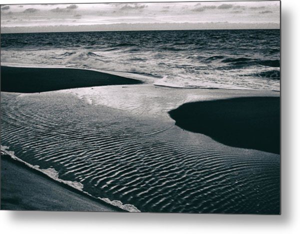 Montauk Patterns Metal Print