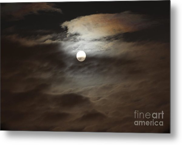 Moon Shine 2 Metal Print