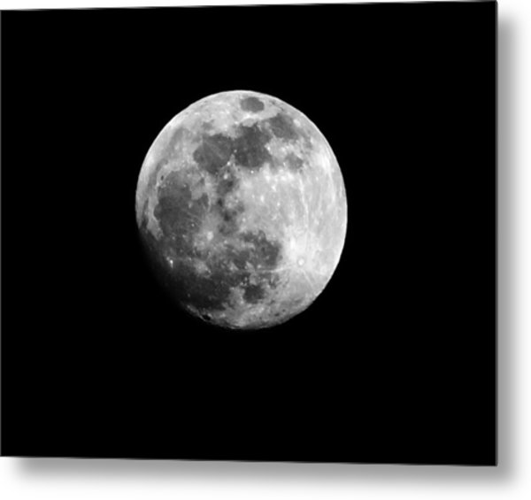 Moonlit Dreams Metal Print