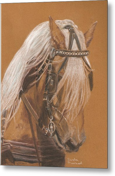 More From Fer A Cheval Metal Print
