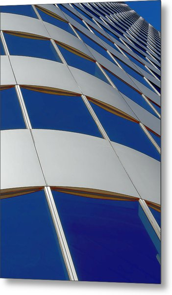 More Windows In The Sky Metal Print