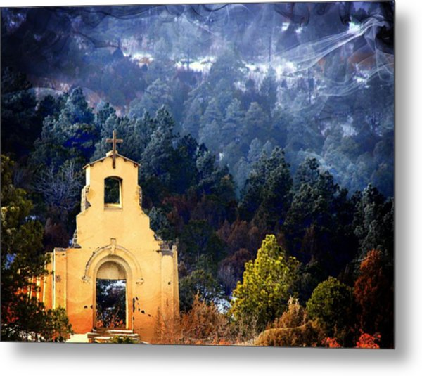 Morley Mission 1917 Colorado Metal Print