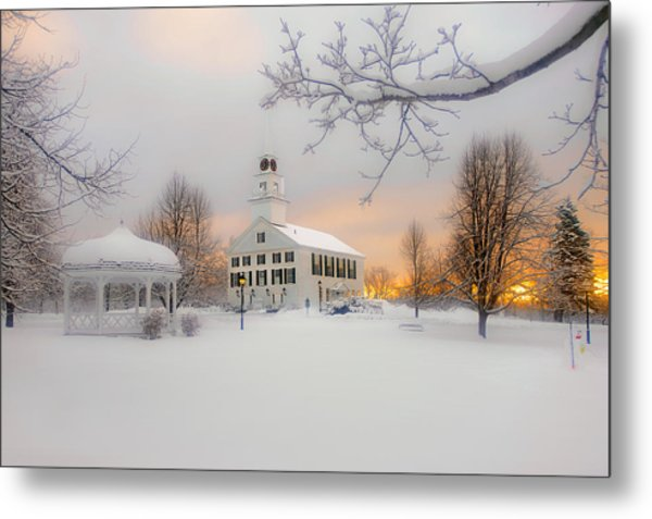 Morning After The Storm Metal Print
