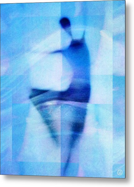 Morning Dance Metal Print