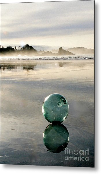 Morning Discovery Metal Print