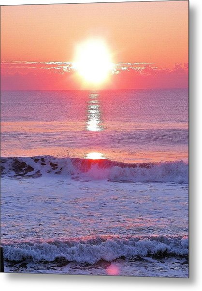Morning Has Broken Metal Print