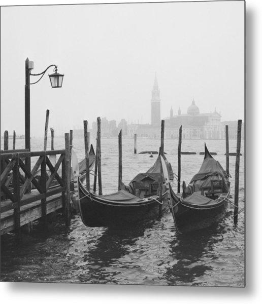 Morning In Venice Metal Print