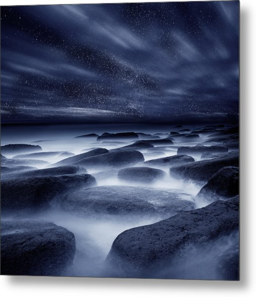 Morpheus Kingdom Metal Print