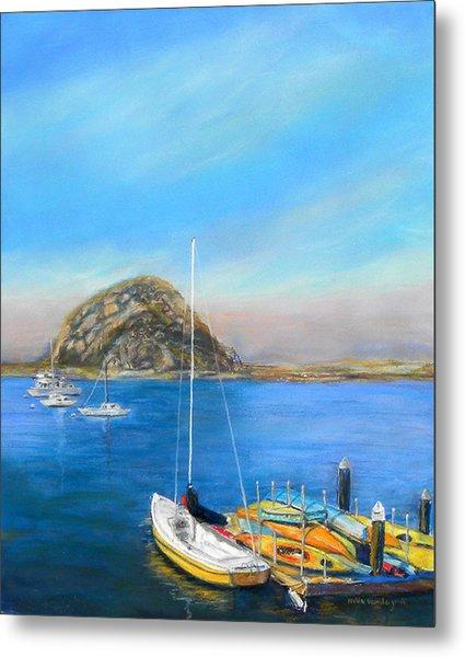 Morro Bay California Metal Print