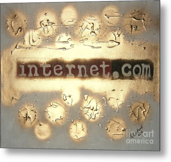 Most Expensive Domain Name In The World 1 Metal Print