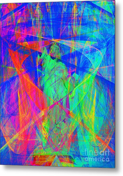 Mother Of Exiles 20130618 Metal Print by Wingsdomain Art and Photography