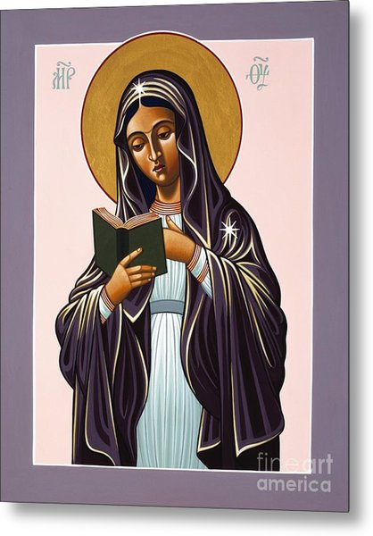 Mother Of The Incarnate Word 071 Metal Print