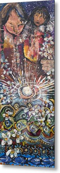 Mother Spirit Metal Print