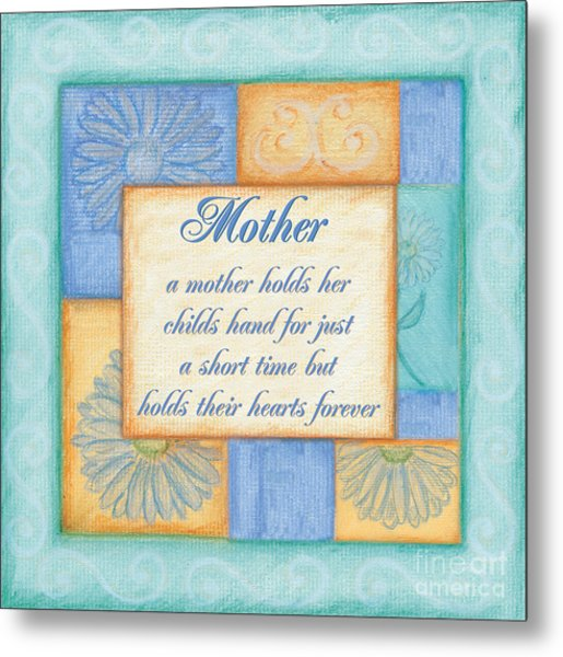 Mother's Day Spa Metal Print