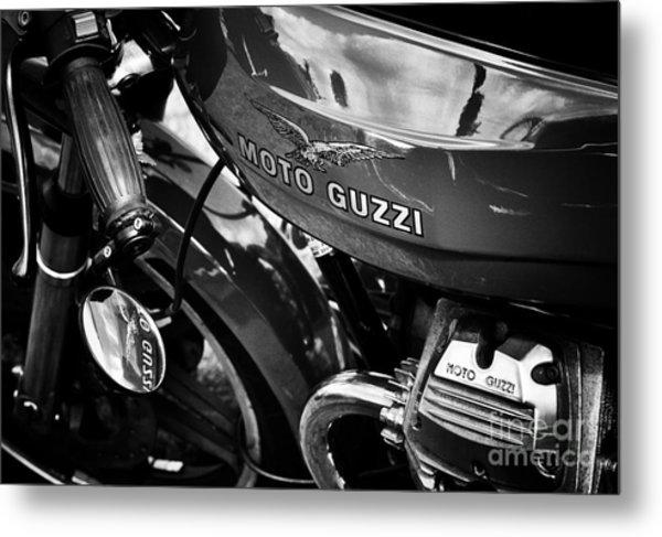 Moto Guzzi Le Mans  Metal Print