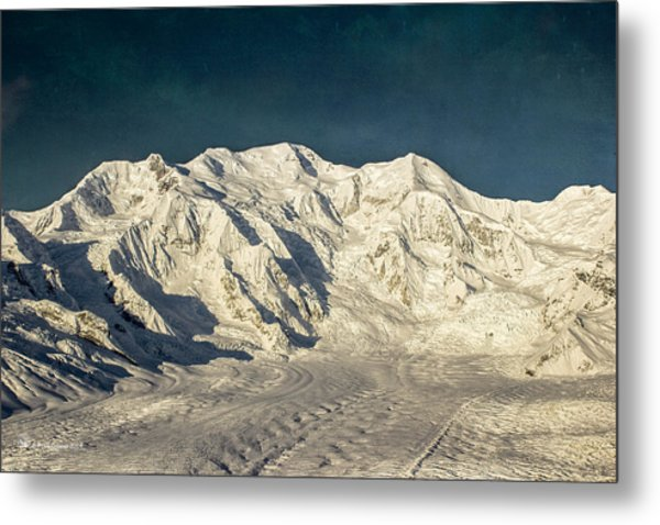 Mount Blackburn Metal Print
