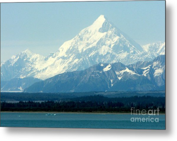Mount St. Elias Metal Print