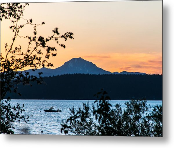 Mountain's Majesty Metal Print