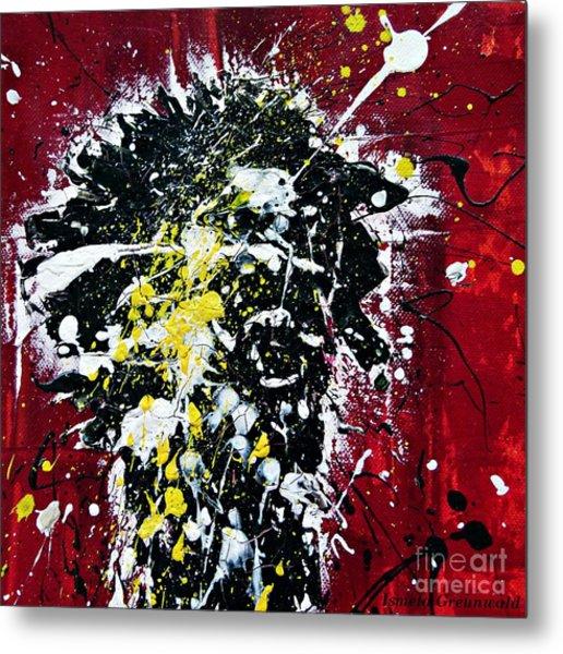 Mr. Nobody Metal Print by Ismeta Gruenwald