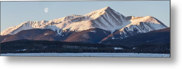 Mt. Elbert Metal Print