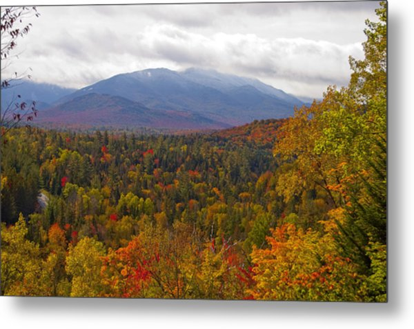 Mt Jo Wright Algonquin Metal Print