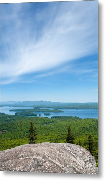 Mt Major View Metal Print