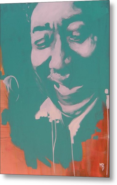 Muddy Waters Metal Print