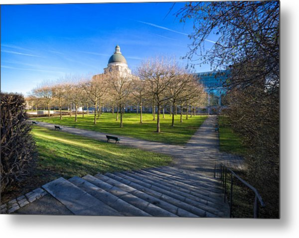 Munich Impression Metal Print