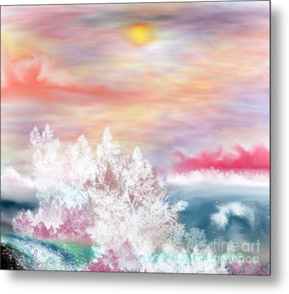 My Heaven Metal Print