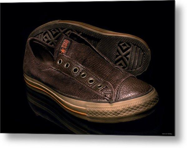 My Shoes... Metal Print by Erik Lunacek