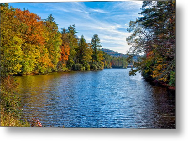 Myriad Colors Of Nature Metal Print