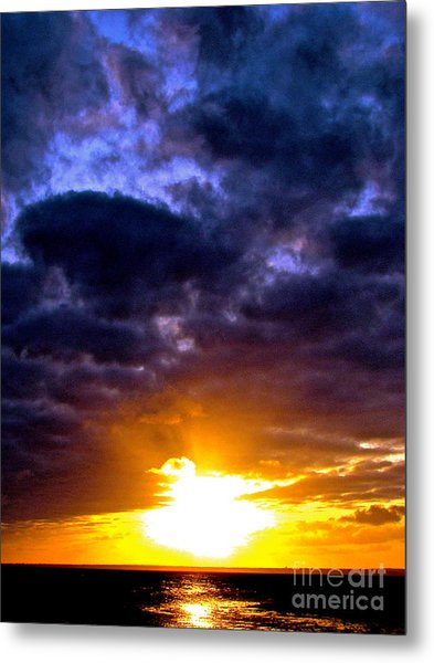 Mystery Metal Print by Q's House of Art ArtandFinePhotography