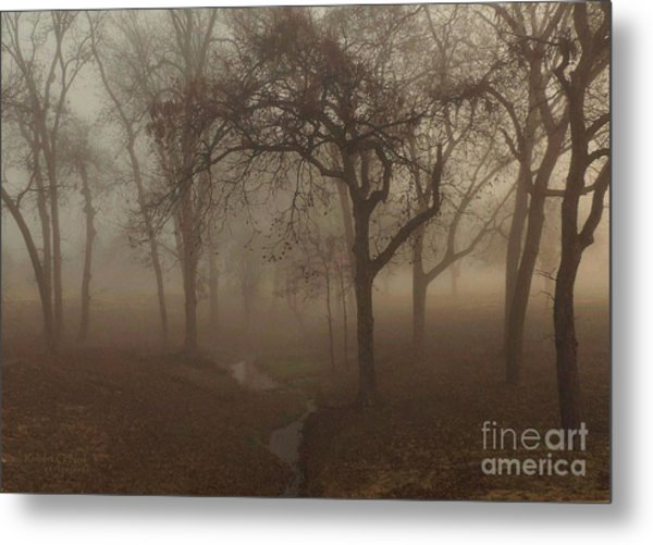 Mystic Forest 004 Metal Print