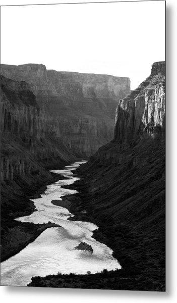 Nankoweap Grand Canyon Metal Print