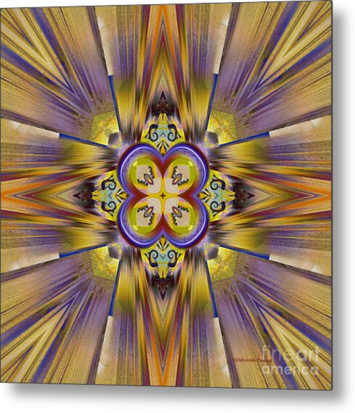 Native American Spirit Metal Print