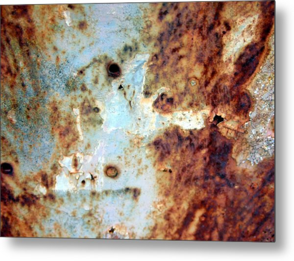 Natural Abstract 8 Metal Print