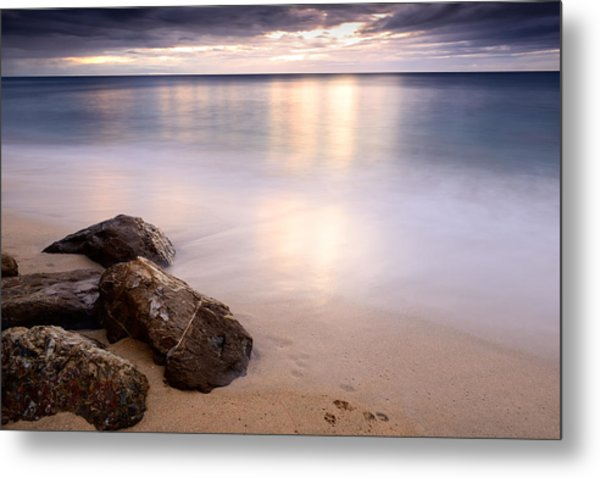 Natural Pastels Metal Print