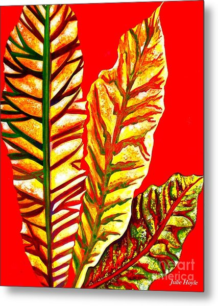 Nature's Gifts Metal Print