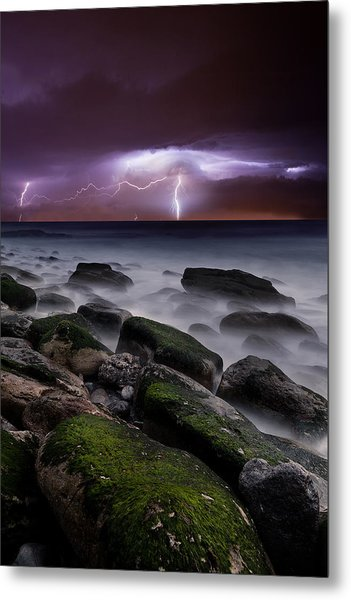 Nature's Splendor Metal Print