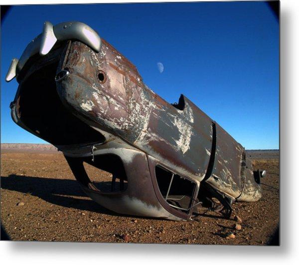 Navajo Reservation 10 Metal Print