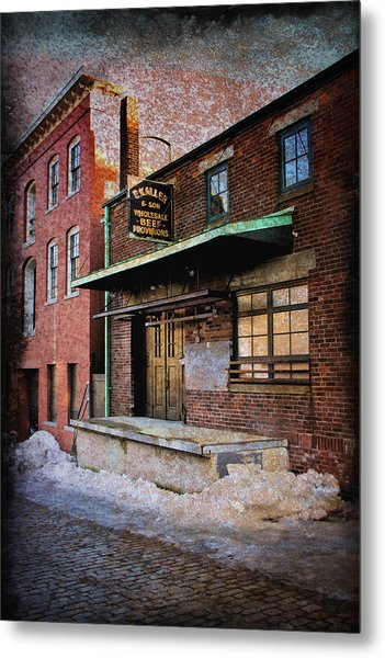 New Bedford Ma Metal Print