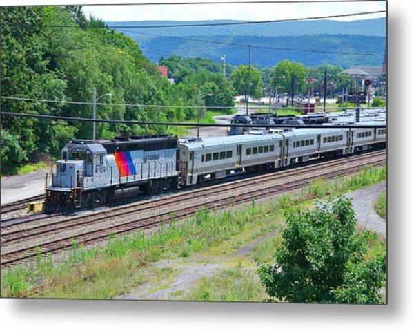 New Jersey Transit 4109 Metal Print